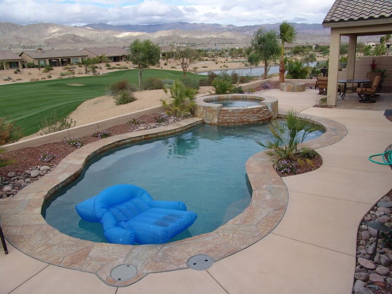 Contact us swimming pools palm springs pool construction - Palm springs swimming pool contractors ...