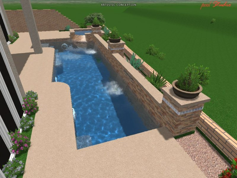 Design Studio Swimming Pools Palm Springs Pool